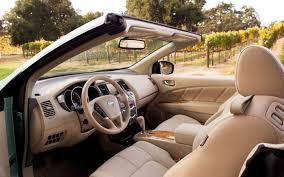 nissan murano driver seat 2012 nissan murano crosscabriolet photo gallery truck trend