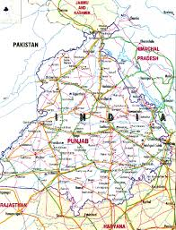 Punjab Map Royal Tours Royal India Tour And Travel Royal Trip To India