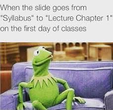 First Day Of College Meme - why i m tired of college memes