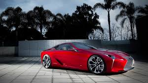 lexus concept lf lc your ridiculously cool lexus lf lc concept wallpaper is here