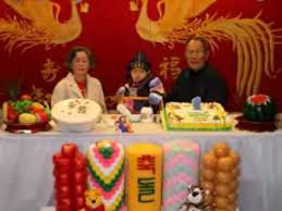 korean birthday ethan s traditional korean 1st birthday in u s