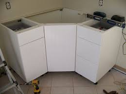 Kitchen Cabinets As Bathroom Vanity Perfect Corner Bathroom Vanity Ikea Cottage Style Thomasville Sink