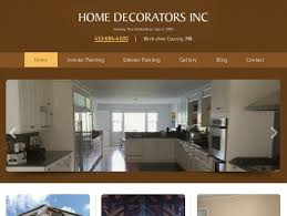 Home Decorators Website Home Decorators Inc Residential Painter Dalton Ma
