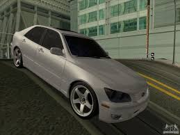 lexus is300 2013 lexus is300 for gta san andreas