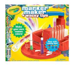 amazon com crayola marker maker wacky tips toys u0026 games