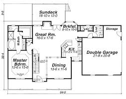 New England Country Homes Floor Plans 147 Best Cabin Plans Images On Pinterest Cabin Plans House