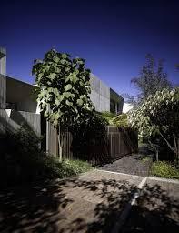 Concrete House Designs Home Designs Modern L Shape Concrete Twin House Design In Bogota