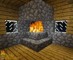 How To Make Building Plans For Minecraft by How To Make A Fireplace That Won U0027t Burn Your House Down In