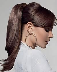 best ponytail hairstyles wardrobelooks com
