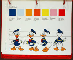 disney character licensing guide donald duck disney mickey