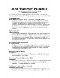 Great Resumes Samples by Examples Of Resumes Job Resume Samples Example Format Sample For