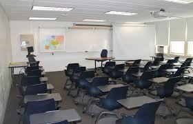 Pull Down World Map by Classrooms And Some Other Rooms Academic Services At Avery Point