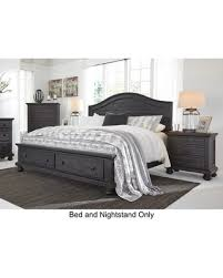 Storage Bed Sets King Amazing Shopping Savings Sharlowe King Bedroom Set With Storage