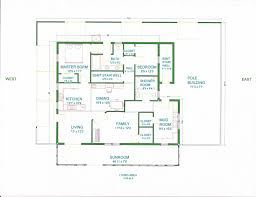 Metal Shop Homes Floor Plans by 100 Pole Barn Home Interiors 100 Pole Home Floor Plans House