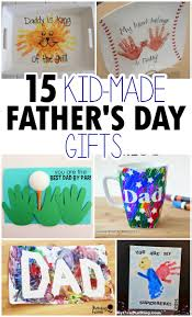15 kid made father u0027s day crafts i heart arts n crafts
