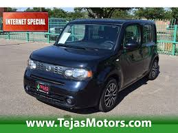 cube cars nissan cube 1 8 s cvt in texas for sale used cars on buysellsearch