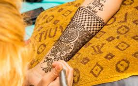 fareha leading henna artist in sydney henna tattoos bridal henna