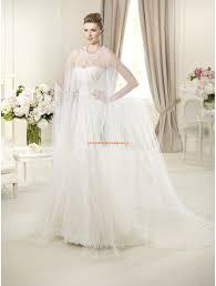 cape mariage robe de mariée dentelle avec cape tulle application dentelle