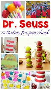 De Seuss Abc Read Aloud Alphabeth Book For 20 Dr Seuss Activities For Preschool To Enjoy