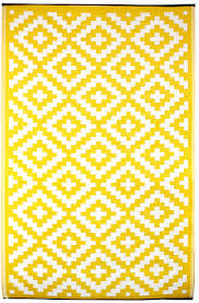 Yellow Outdoor Rug Outdoor Rugs For Patio Throughout Plastic Rug Plan 17
