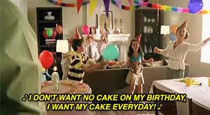 birthday happy birthday birthday cake gif sticker market
