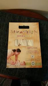 Table Top Changing Pad by Janey Baby By Jane Goodall Organic Changing Pad Cover 16 X 32