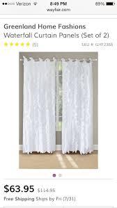 Wayfair Com Curtains 22 Best Wayfair Curtains Images On Pinterest Curtains Curtain