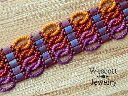 beaded bracelet pattern images A tila pattern that is actually creative well done wescott jpg