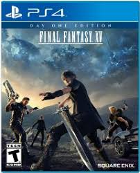 amazon playstation 4 game deals black friday amazon com final fantasy xv playstation 4 square enix llc