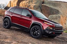 jeep trailhawk lifted 5 interesting facts about the new jeep cherokee auto influence