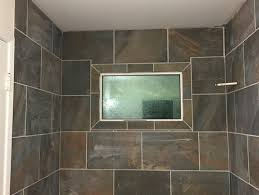 Camouflage Bathroom Unhappy With Tile Job In Bathroom