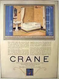 Crane Bathroom Fixtures 1923 Crane Bathroom Fixtures Ad Yellow Tile Bathroom Vintage