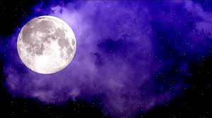 halloween background moon hd free hd themed video backgrounds full moon on night sky with