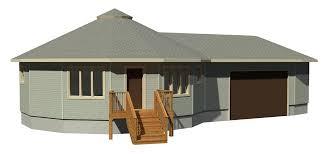 Deltec Homes Floor Plans Custom Floorplan Example 1016 Sqft Round Prefab Deltec Homes