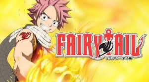 fairy tail anime anime challenge day 2 favorite anime merlin u0027s musings