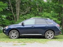 lexus economy cars 2013 lexus rx 450h 750 mile gas mileage test
