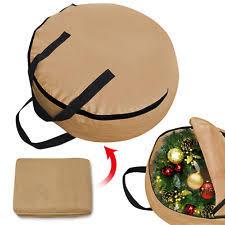 wreath storage bag ebay