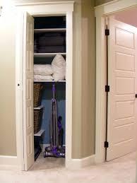 Bathroom Closet Design Modern How To Organize A Small Linen Closet Roselawnlutheran