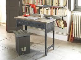 bureau industriel pas cher bureau industriel metal amazing bureau metal et bois