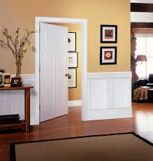 elite beaded panel wainscot kit in paint grade i elite trimworks