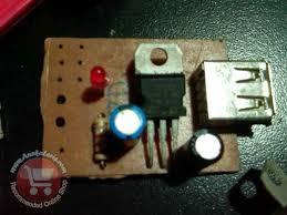 cara membuat powerbank dengan panel surya merakit rangkaian power bank sederhana cara tekno