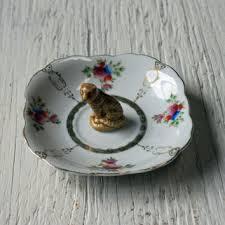 shabby chic dish ring holder images Best shabby chic vanity products on wanelo jpg