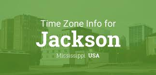 Time Zone Maps Usa by Daylight Saving Time Dates For Usa U2013 Mississippi U2013 Jackson Between