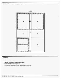 packing list form fm 55 65 appendix a