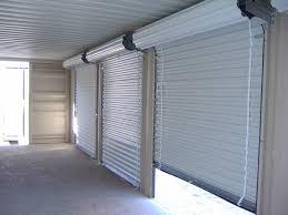 Overhead Roll Up Doors Insulated Roll Up Garage Doors Garage Workshop Pinterest