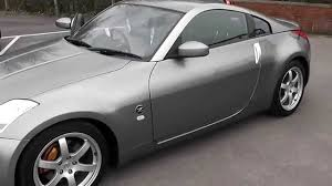 nissan 350z price used wr56uva used nissan 350z in grey at wessex garages pennywell rd