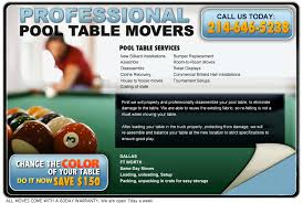How Much To Refelt A Pool Table by Pool Table Movers Pool Table Mover Pool Table Moving