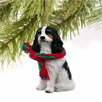 cavalier king charles spaniel ornaments by yuckles