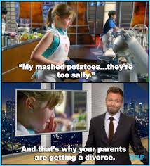 Masterchef Meme - masterchef junior from the soup in pictures