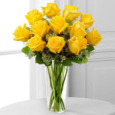 fds flowers the ftd yellow bouquet in mi deb s floral designs